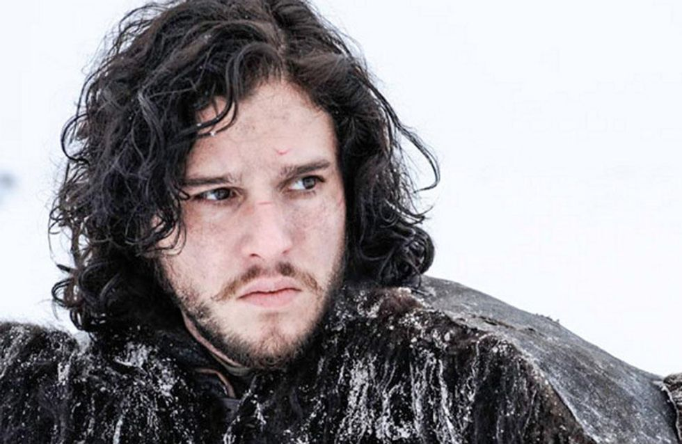 Kit Harington Just Totally Gave The Game Away About His Game Of Thrones Future