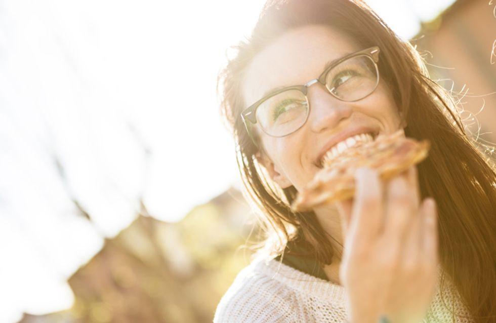 Lecker: ja - aber auch gesund? Mittagssnacks im Gesundheits-Check