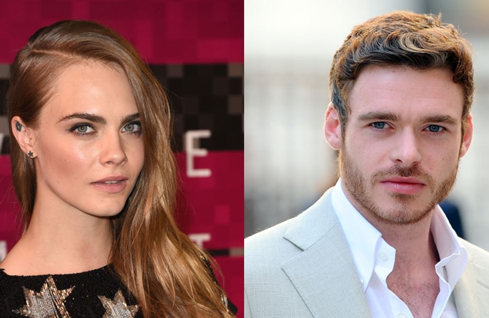 Cara Delevingne And Richard Madden Are Having A Spat And It's Upsetting Us