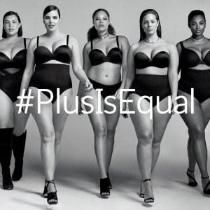Ces mannequins plus size délivrent le message #PlusIsEqual