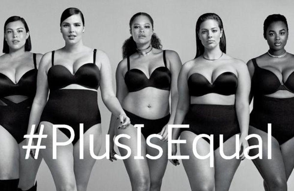 #PlusIsEqual, le mouvement qui veut révolutionner la mode et ses diktats