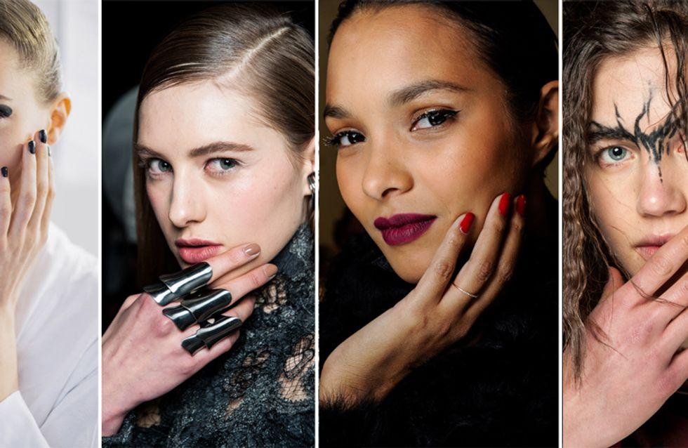 Smalti Autunno/Inverno 2015-2016: tutti i colori e gli stili per la tua manicure