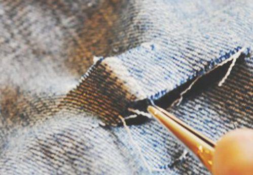 Die Jeans MachenDiy Selber Für Tutorial Destroyed Trend mv8n0wN