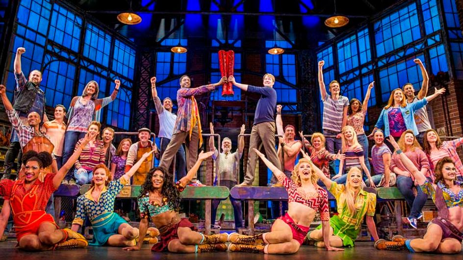 """""""The World's Getting Kinky!"""" What We Learned Chatting To The Cast Of Kinky Boots"""