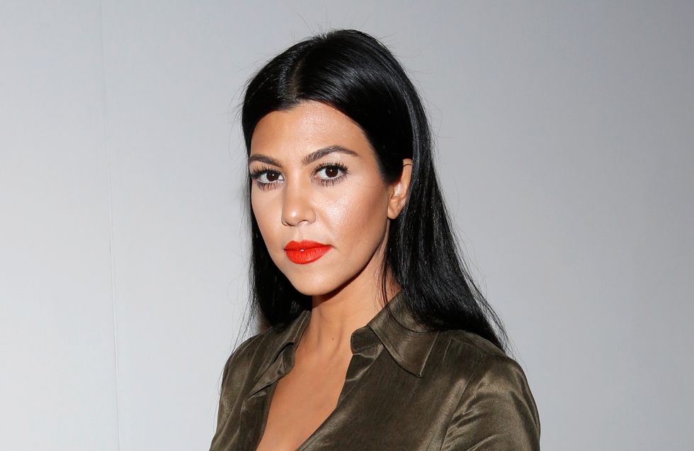 Kourtney Kardashian en a définitivement fini avec Scott Disick