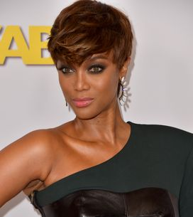L'avant/après maquillage bluffant de Tyra Banks (Photo)
