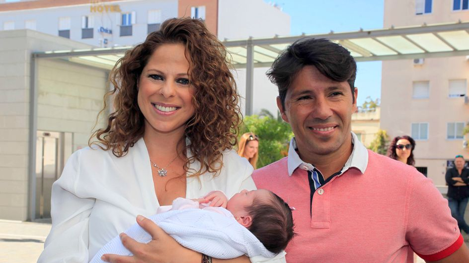 Pastora Soler presenta a Estrella, su primera hija