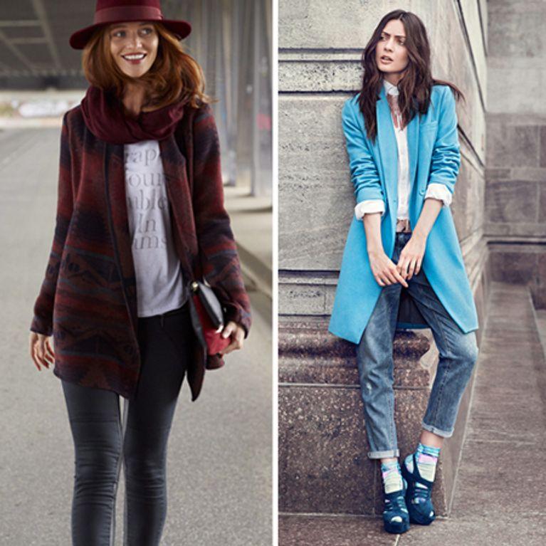 Coole Outfits Zum Nachshoppen Das Sind Die Schönsten Streetstyles