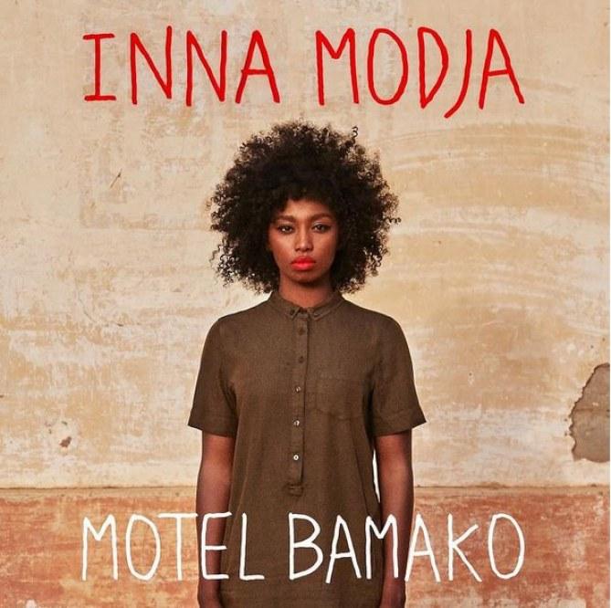 Le nouvel album d'Inna Modja