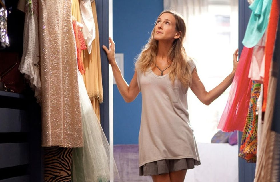 Sarah Jessica Parker sur Sex And The City 3 : « On a un scénario »