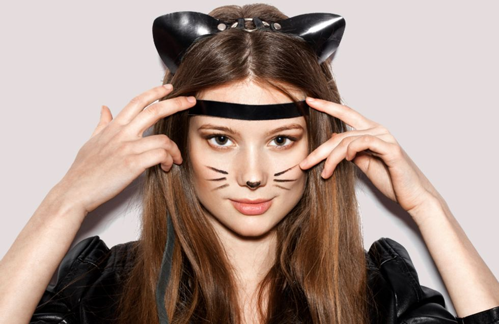 Halloween Make-up: 5 geniale DIY-Beauty-Hacks für den Partyabend!