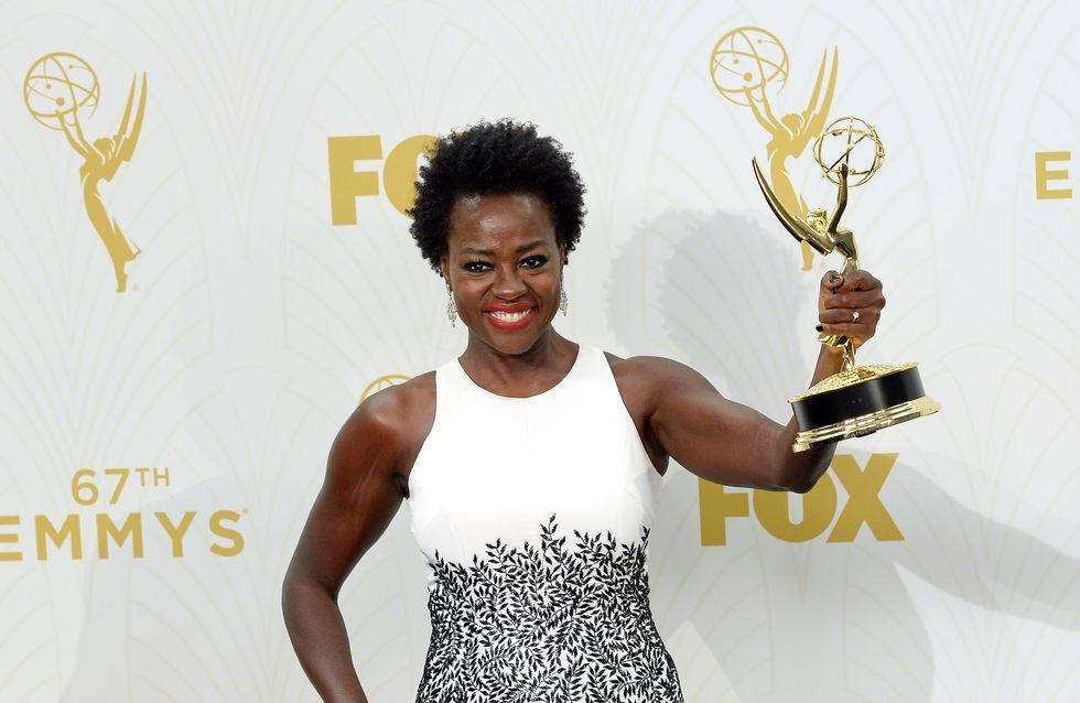 L'émouvant discours de Viola Davis pour sa victoire historique aux Emmy Awards