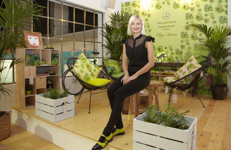 Maya Hansen, de la pasarela al diseño de interiores