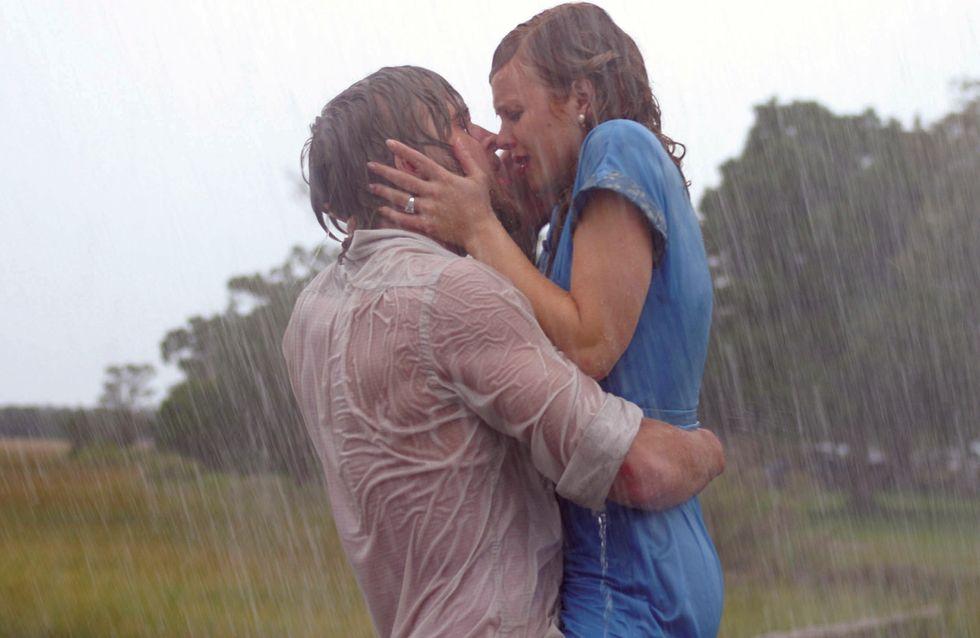 Las 10 escenas de amor más románticas del cine