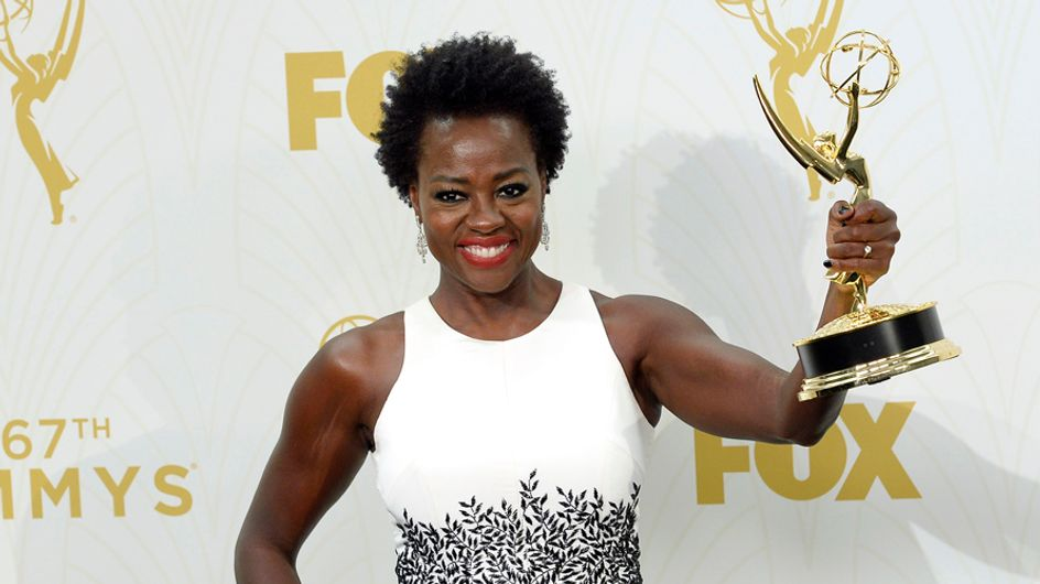 Viola Davis Just Became The First Black Woman To Win The Emmy For Best Actress And Her Speech Is Amazing