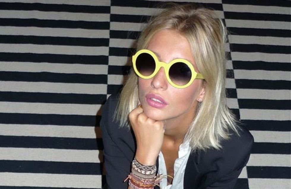 Nathalie Blanc, la nouvelle griffe de lunettes qui monte