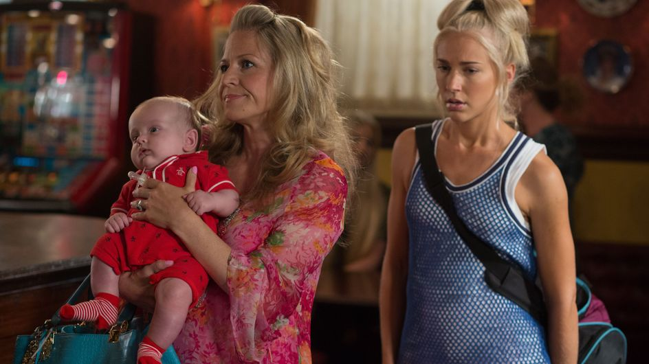 Eastenders 28/09 - It's judgment day for Max
