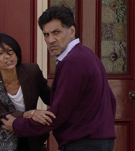Coronation Street 28/09 - The Platts live in fear