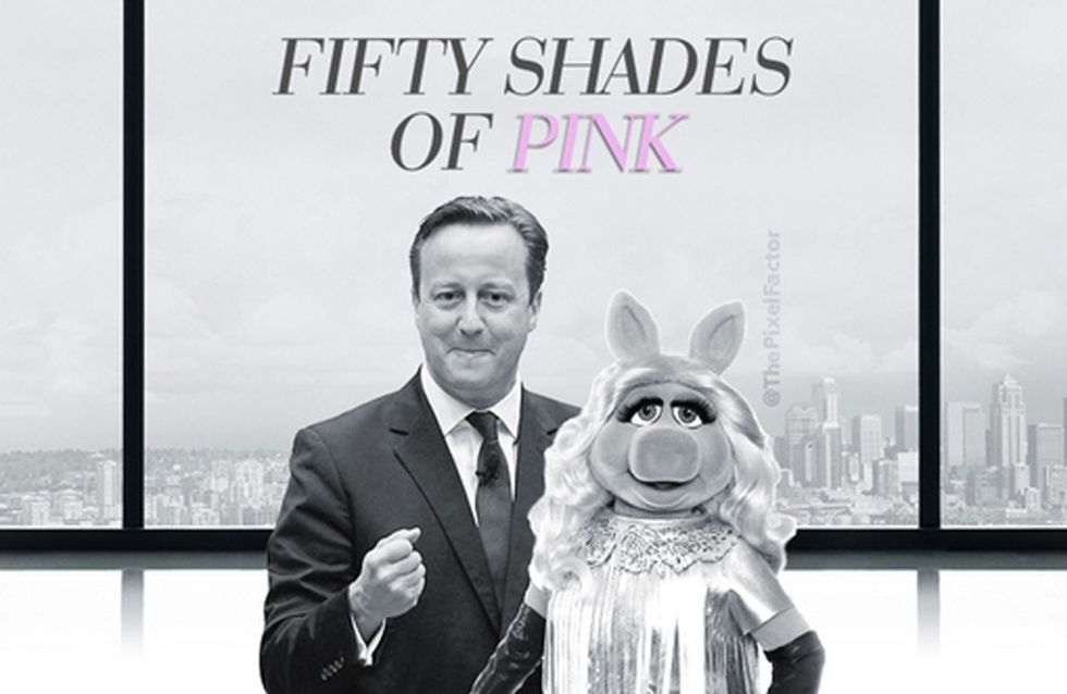 15 Twitter Reactions To The David Cameron Pig Allegations Which Are Snoutrageously Funny