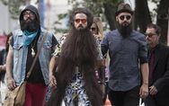 El hombre con la barba más larga del mundo