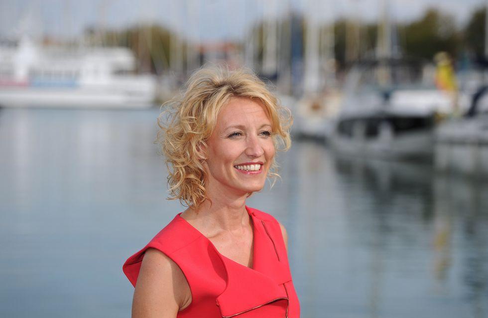 Alexandra Lamy revient sur son divorce avec Jean Dujardin