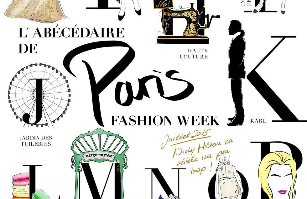 Un abécédaire pour comprendre la Fashion Week parisienne