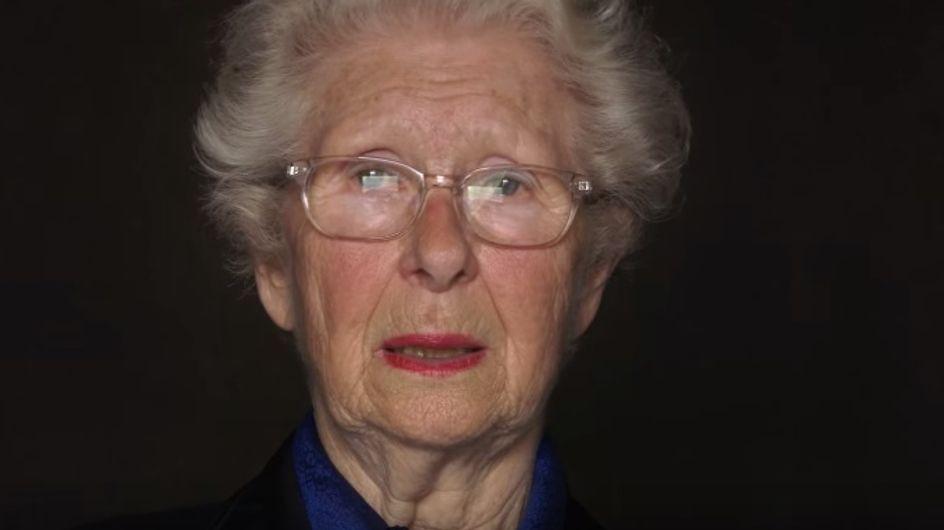 Francine et le morceau de chocolat : l'émouvant témoignage d'une survivante des camps (Vidéo)