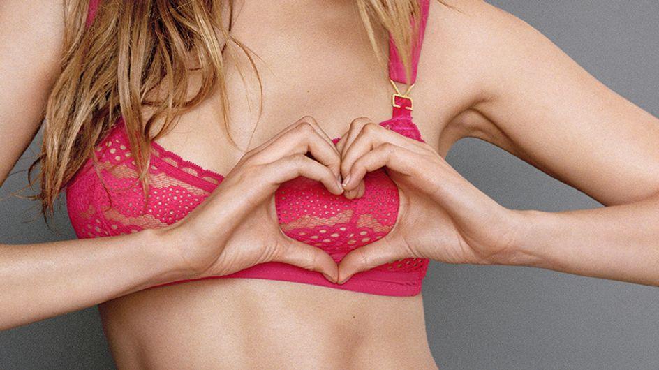 Outubro Rosa: Stella Mccartney lança linha de lingeries para conscientizar sobre o câncer de mama