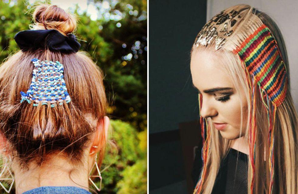 Capelli come arazzi: ecco l'hair tapestry, il nuovo beauty trend del momento!