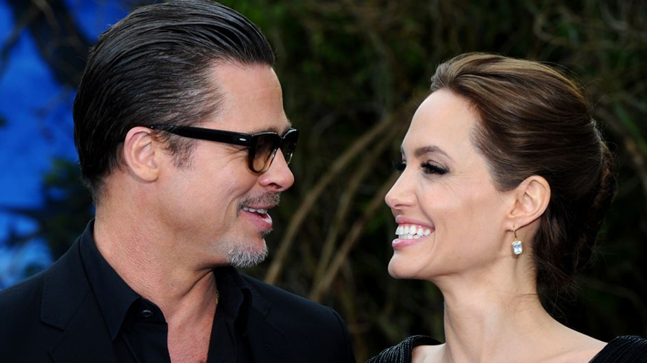 Angelina Jolie And Brad Pitt Apparently In The Final Stages To Adopt Syrian Orphan