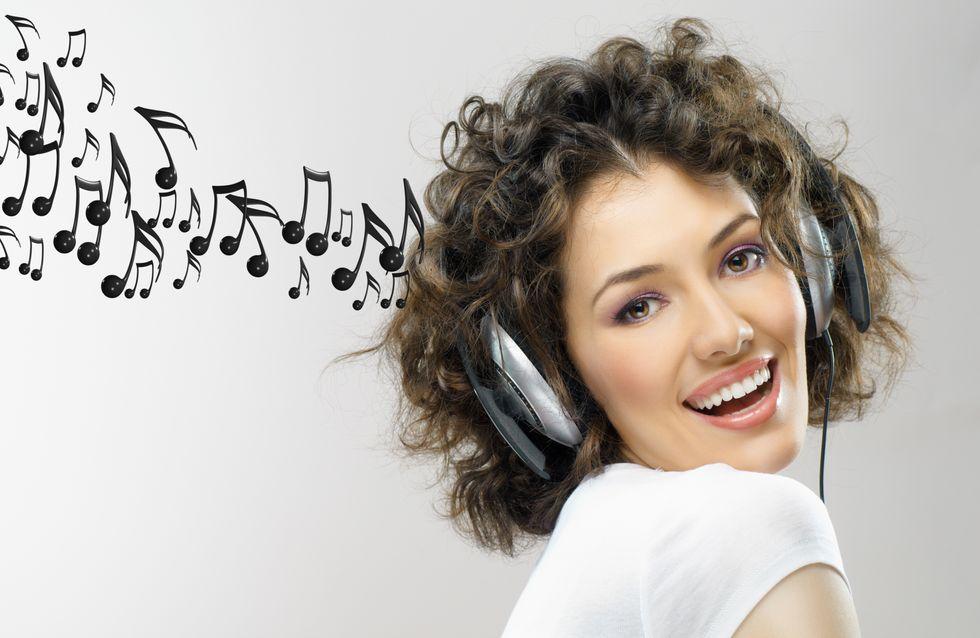 """Découvrez la playlist qui rend """"happy"""" !"""