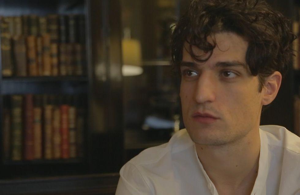 Louis Garrel : Les triangles amoureux au cinéma, c'est jouissif à regarder (Interview exclusive)