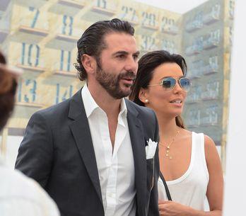 Eva Longoria au comble du bonheur avec Jose Antonio Baston