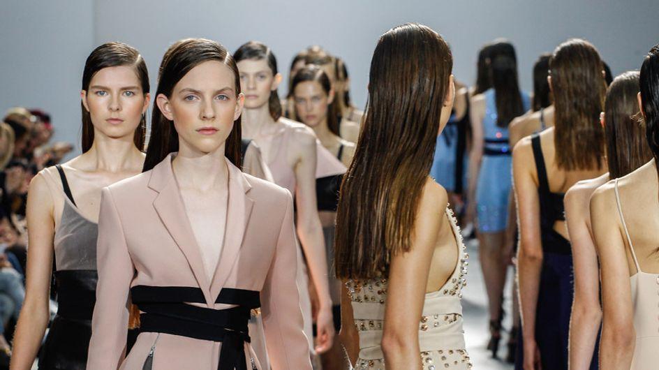 Resumão London Fashion Week SS16: tendências que prometem