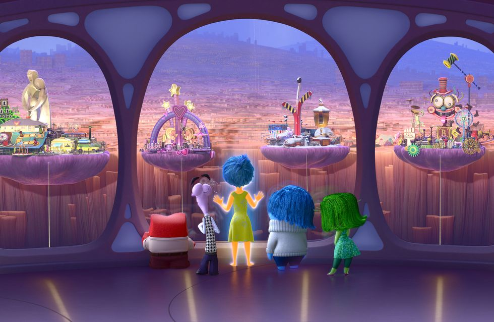 Test: ¿Qué personaje de Inside Out domina tu mente?