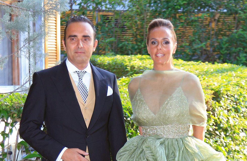 Rocío Carrasco y Fidel se casan después de 15 años de noviazgo