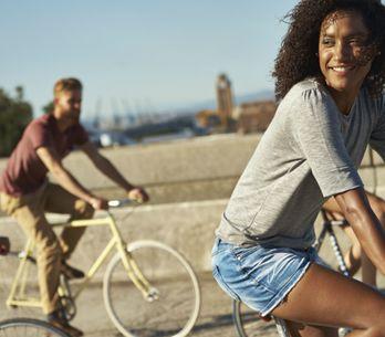 Bora pedalar! Andar de bike é o esporte da vez