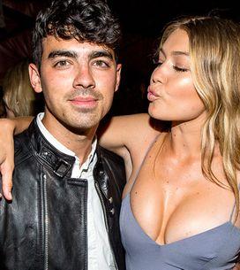 Sabia que Gigi Hadid deu um fora em Joe Jonas quando tinha 13 anos?