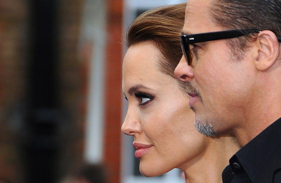 Angelina Jolie e Brad Pitt estariam na parte final de um processo para a adoção de uma criança síria
