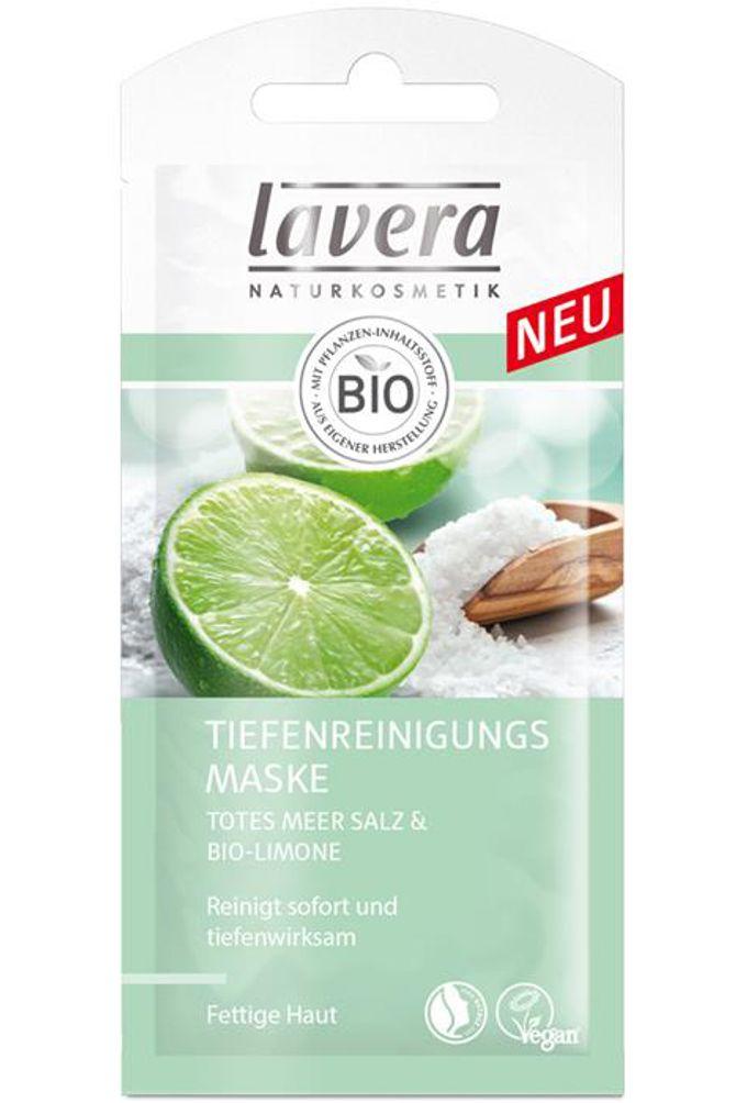 Lavera Tiefenreinigungsmaske, 1,16 €