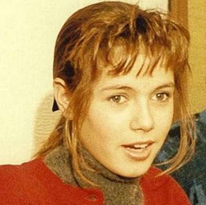 Heidi Klum à 14 ans