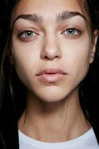 london fashion week beauty trends