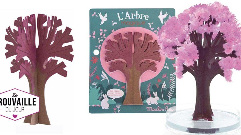 L'arbre magique pour émerveiller les enfants...et leurs parents