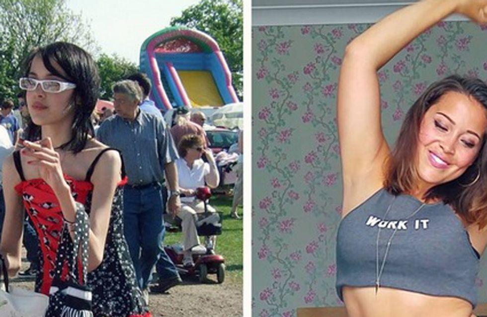 Ancienne anorexique, elle délivre un message positif et plein d'espoir sur la Toile (Photos)