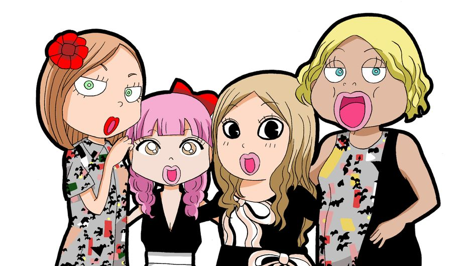 Fun Japan! Marina Rinaldi presenta una capsule collection ispirata ai manga