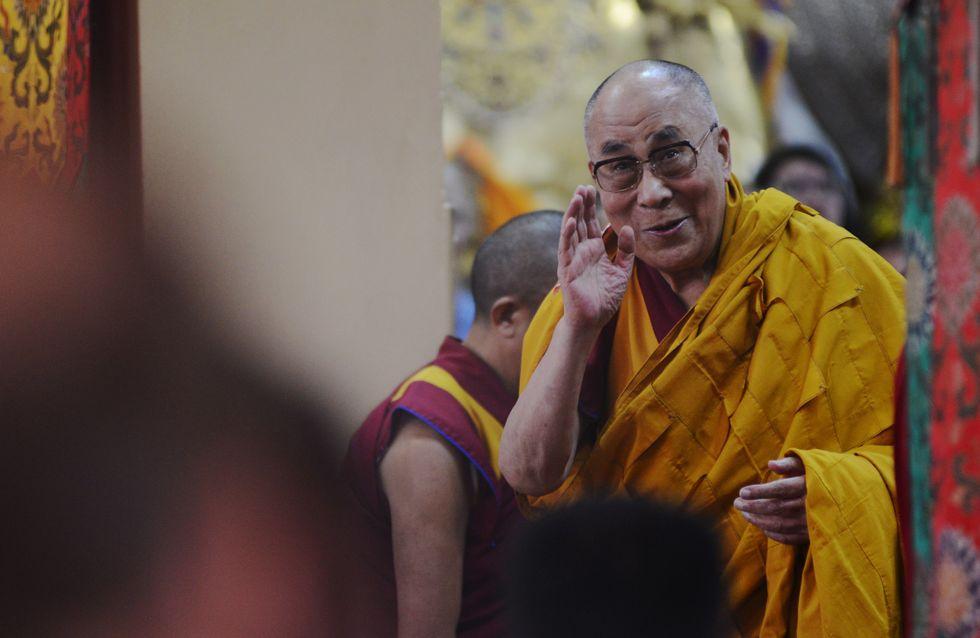 Si même le dalaï-lama se met au sexisme...