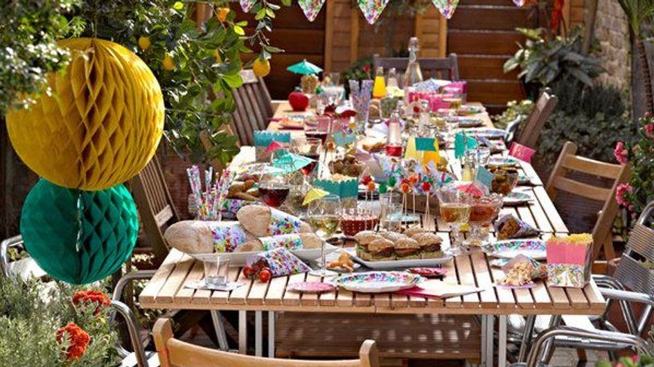 Fiestas al aire libre para niños: un día para recordar (y decorar)