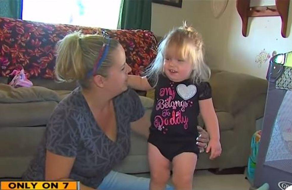"""Diese Mama muss sich als """"fett"""" beschimpfen lassen. Ihre Reaktion wird euch begeistern!"""