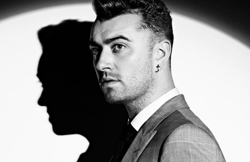 Sam Smith's James Bond Tune 'Writing's On The Wall' Is Here And As Amazing As You'd Expect