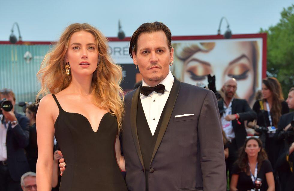 Johnny Depp vend le yacht de Vanessa Paradis par amour pour Amber Heard
